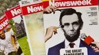 Newsweek to cease print edition | Teacher Librarians Rule | Scoop.it