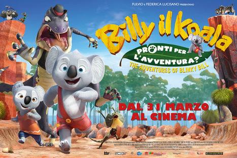 Mamme come me: Billy il Koala The Adventures of Blinky Billy un nuovo cartone per i bambini | Lavoretti | Scoop.it