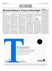 Reconnaissance d'une technologie   Agefi.com   HES-SO Valais-Wallis 2   Scoop.it