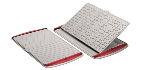 Food Safety Rules Supreme With the Tovolo Clean Flip BBQ Tray - GeekDad (blog) | On The Grill | Scoop.it