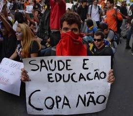 Brasileiros têm coragem de dizer o que os britânicos não tiveram, diz 'Guardian' ~ Várias Webs - o que a Web tem de melhor - Informação e diversão! | www.variaswebs.com | Scoop.it
