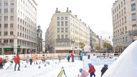 Paris et Lyon vont célébrer la neige | Aussois | Scoop.it
