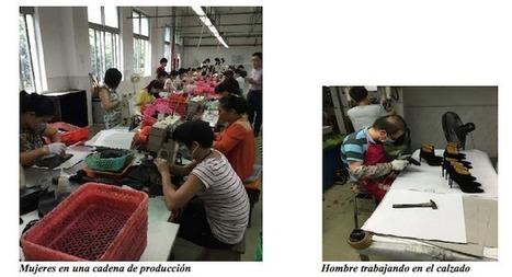 Los proveedores chinos de calzado de Inditex incumplen los estándares de trabajo decente   Ejemplos de Malas Prácticas en RSC   Scoop.it