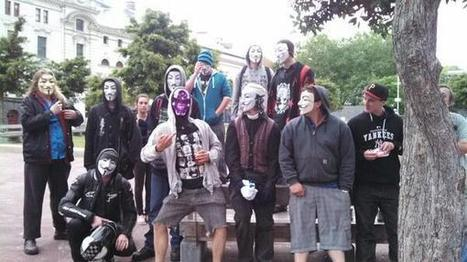 Twitter.com/OccupyNZ : Anon assembly Aotea Square ... | AnonGhost Team | Scoop.it