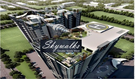 Skywalks Noida Extension By Value Infra Group Price List Reviews | Own Space COrp | Scoop.it
