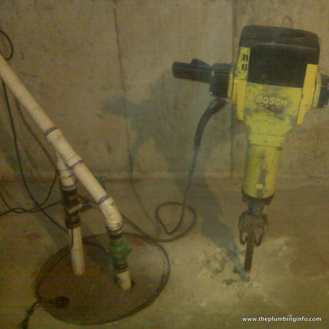 Basement Flooding – When Normal Sump Pumps Won't Cut it | DIY Plumbing | Scoop.it