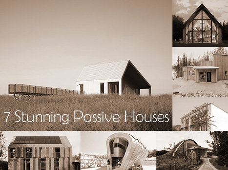 7 Stunning Passive Houses (that will cost just pennies to heat this winter) | Casa Pasiva | Passive House | Scoop.it