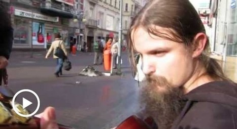You're Going To Love This Polish Street Musician - Digg | enjoy yourself | Scoop.it