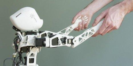 Ces robots qui vont moderniser les usines aquitaines et... pourraient créer de l'emploi | Une nouvelle civilisation de Robots | Scoop.it