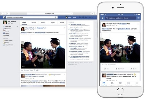 Facebook Now Lets You Search For Specific Posts - Forbes | Virtual Options: Social Media for Business | Scoop.it
