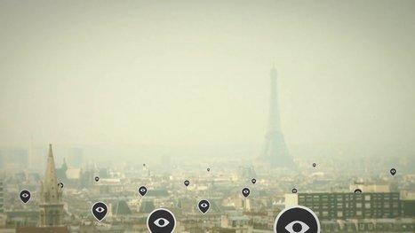 CINEMACITY une expérience transmedia pour redécouvrir Paris a travers le cinéma | Cabinet de curiosités numériques | Scoop.it