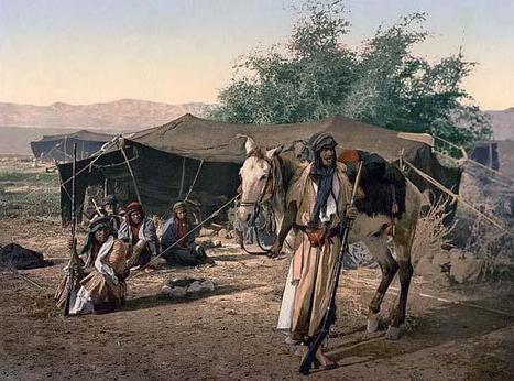 Bedouin poetry: Storm In The Desert (Imr-Al-Quais)   Kennis Sociolinguistics Magazine   Scoop.it