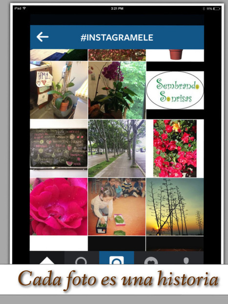 How to use #InstagramELE in the classroom | Technology and language learning | Scoop.it