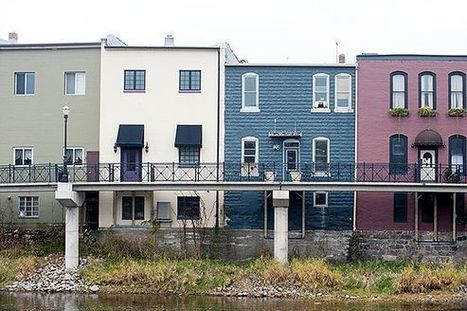 Upper floor housing rehabs spur neighborhood growth - Upper Peninsula Second Wave | Raw and Real Interior Design | Scoop.it