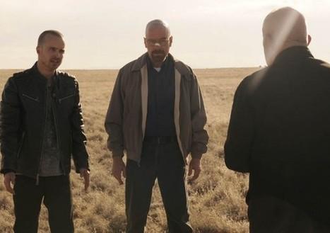 BREAKING BAD Series Finale Info from Creator Vince Gilligan | Collider | Breaking Bad | Scoop.it