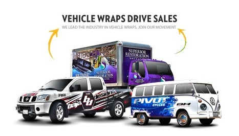 Utility of Custom Vehicle Graphics & Wraps   Online Shopping Products   Scoop.it