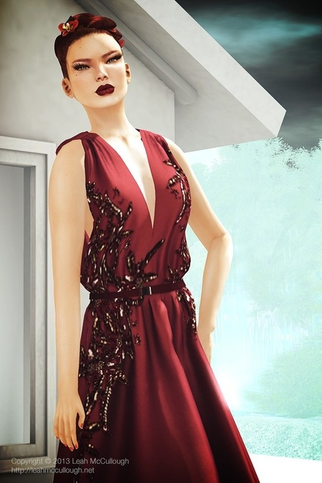 LookBook 18-8-2013 - Leah McCullough | second life | Scoop.it