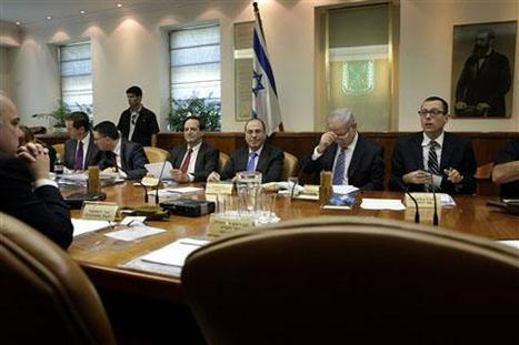 Israel Says Peace Treaty With Egypt Must Be Preserved | Coveting Freedom | Scoop.it