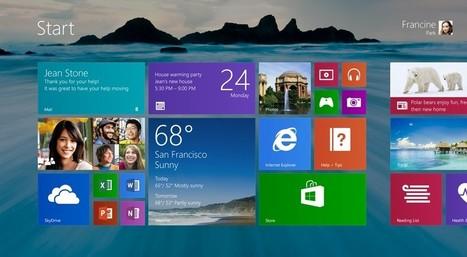 Avec Windows 8.1, les empreintes digitales seront des mots de passe | Geeks | Scoop.it
