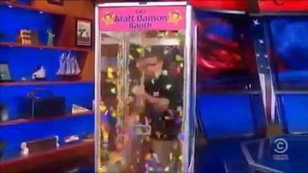 Stephen Colbert a fait le show sur Get Lucky de Daft Punk