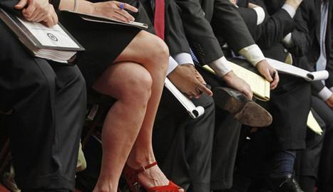 Femmes en entreprise: la parité reste à la porte des comités de direction | Evolution de carrière des femmes | Scoop.it