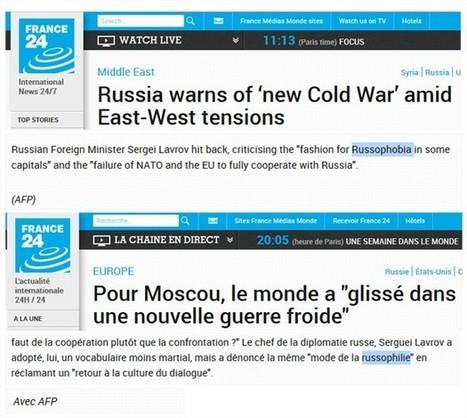 Russes et Occidentaux s'affrontent à Munich | Mediapeps | Scoop.it