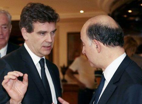 Moscovici et Montebourg nedisent pas Bercy à Fabius | SCOOP ACTUS | Scoop.it