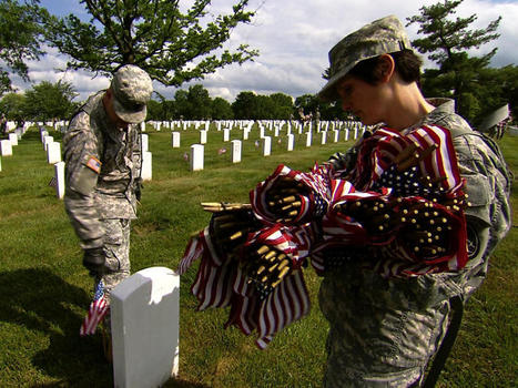 Memorial Day: An evolved observance of America's fallen heroes - CBS News | Remember our Troops this Memorial Day | Scoop.it