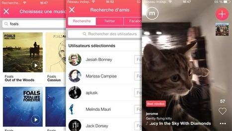 Mindie : le Vine musical français lève 1,2 million de dollars dans la Silicon Valley | DigitPharma | Scoop.it