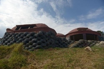 Colombia transforms old tires into green housing | Sustain Our Earth | Scoop.it