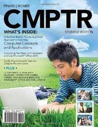 Test Bank For » Test Bank for CMPTR, 1st Student Edition : Katherine T. Pinard Download   All Test Banks   Scoop.it