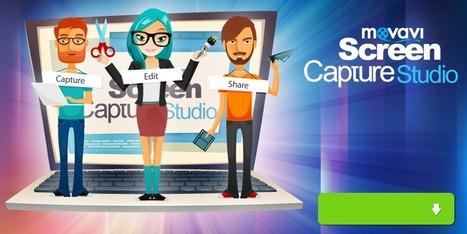 movavi - Uma poderosa ferramenta de captura e edição de vídeos a partir do seu ecran | Tablets na educação | Scoop.it