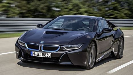 BMW Throws Down The Green Gauntlet At The Detroit Auto Show   Business Initiatives   Scoop.it