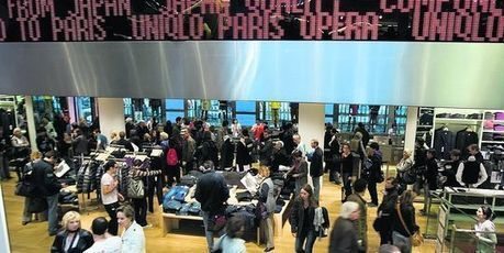 Comment Internet réinvente les magasins | Data>relations>information | Scoop.it