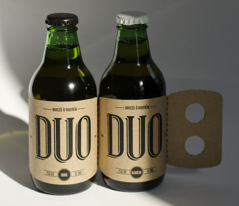 PACKAGING | UQAM: Duo | Jean-Michel Mercier | Packaging & vin | Scoop.it