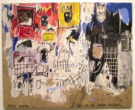 Jean Michel Basquiat la Muzeul Tel Aviv | Artiști Veritabili | Scoop.it