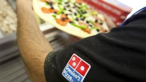 Domino's Pizza profits boosted by mobile app - BBC News | Research Theme 2016: e-commerce | Scoop.it