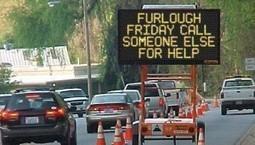 Shutdown: Congress Prepares to Furlough One-Third of US DOT Staff - Streetsblog Capitol Hill (blog) | Trucking News and Updates | Scoop.it
