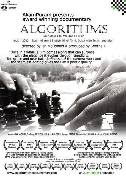 A documentary on blind chess | Echecs | Scoop.it