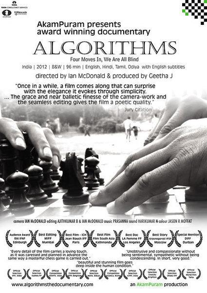 A documentary on blind chess | Les News des échecs | Scoop.it