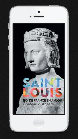 App Château d'Angers : Exposition Saint Louis roi de France en Anjou | Remue-méninges FLE | Scoop.it