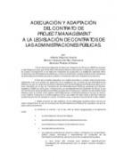 ADECUACION_CONTRATO-Project Management edificación   PCM Management 2011   Scoop.it