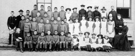 Democracy gone Astray: Residential Schools: Canada's Program A ... | Aboriginal Perspectives | Scoop.it