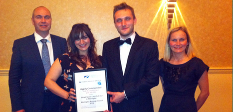 JPCS and Warrington Council Highly Commended at North West CIHT Awards | UK Highways | Scoop.it