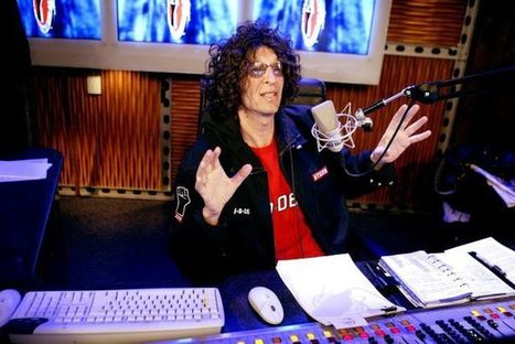Howard Stern's Epic Gun Rant: The Wolves Are Attacking, And The Sheep Are Disarming! | Howard Stern | Scoop.it