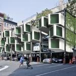 Des appartements de la taille d'une place de stationnement : est-ce possible? | Planete DDurable | Scoop.it