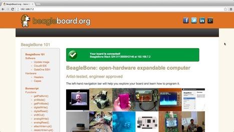 BeagleBoard.org - Getting Started | Raspberry Pi | Scoop.it