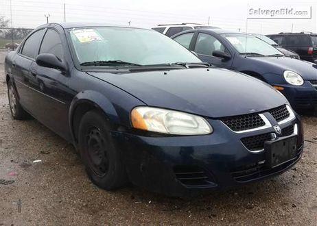 2004 DODGE Stratus | Online Auto Auction | Scoop.it