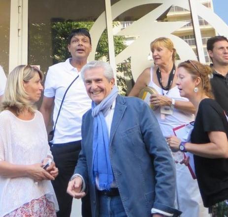 «Un plus Une», le nouveau film de Claude Lelouch au festival de ... - Le Parisien | CC Jovence | Scoop.it