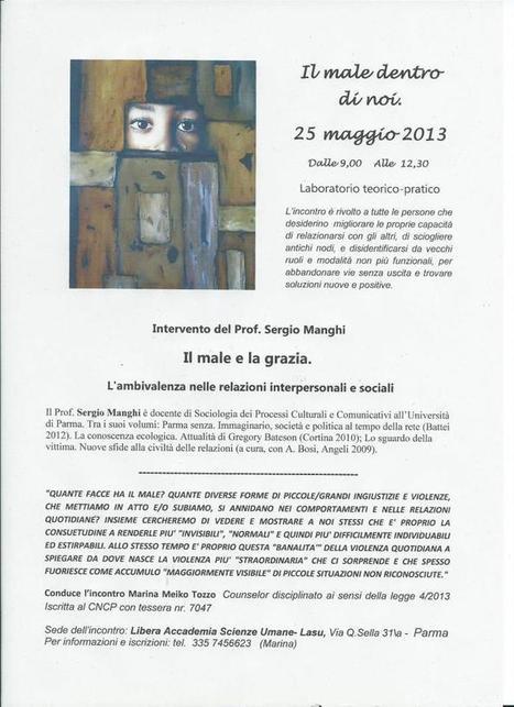 IL MALE DENTRO DI NOI | Facebook | COUNSELING IN MOVIMENTO | Scoop.it